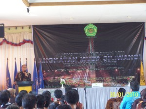 Musyawarah Rayon VIII